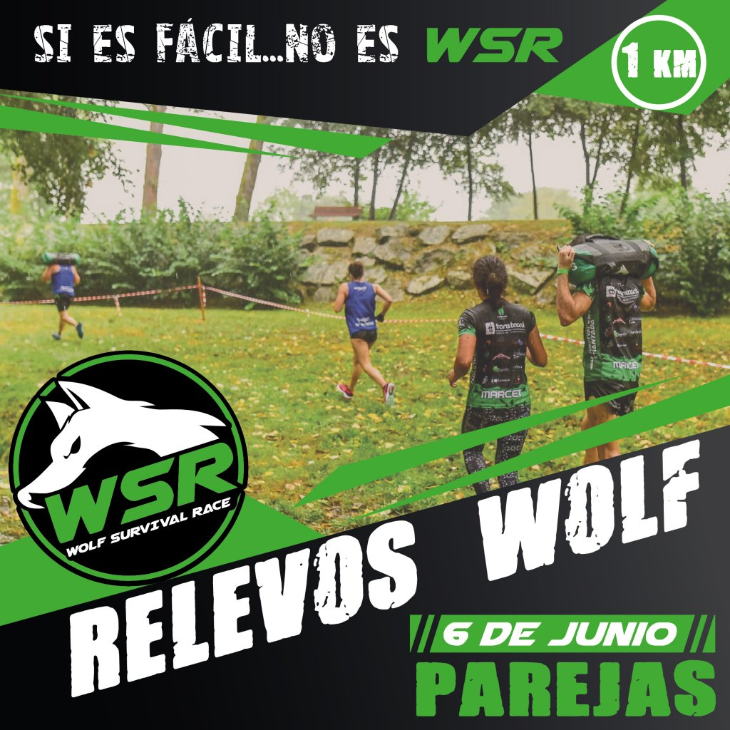 III OCR Chantada Wolf Survival Race
